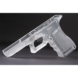 Guns Modify Polymer Gen 3 RTF Frame for Tokyo Marui Model 17 - Transparent