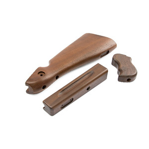 RA-TECH M1A1 wood stock kit (for WE M1A1 GBB)