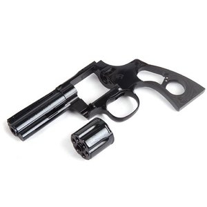 Boomarms Custom CNC Steel Colt Python 4 Inch Conversion Kit for Tanaka Python Magnum GBB - Black(Limited)