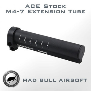 ACE Stock M4-7 Extension Tube [50% 할인]