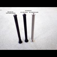 Ocean Custom Tactical S-style Steel Recoil Guide Rod for Marui Airsoft G17/18/26 GBB series - Silver